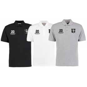 Langenthal Invaders -  Custom Embroidered Polo Shirt