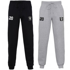 Langenthal Invaders - Customised Embroidered Cuffed Bottom Joggers