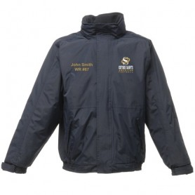 Oxford Saints - Embroidered Heavyweight Dover Rain Jacket