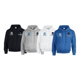 Sovona Pirates - Full Logo with Name and Number Hoodie