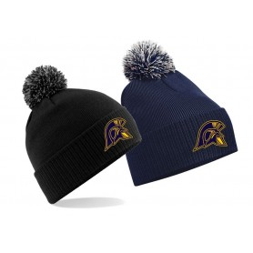 Lincoln Colonials - Embroidered Bobble Hat