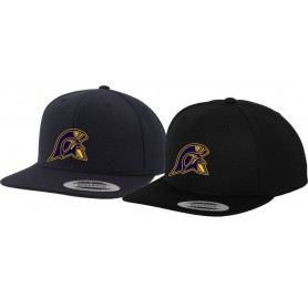 Lincoln Colonials - Embroidered Snapback Cap