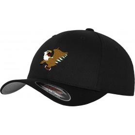 Leeds Gryphons - Embroidered Flex Fit Cap