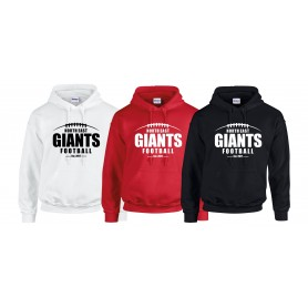 North East Giants - Laces Logo Hoodie