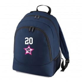 Trent Renegades - Customised Embroidered Backpack