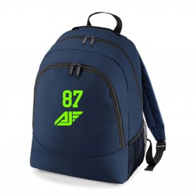 Antrim Jets - Customised Embroidered Backpack