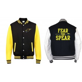 Spijkenisse Scouts - Custom Embroidered Varsity Jacket