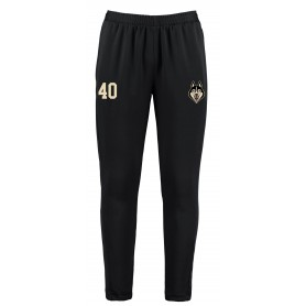 Shropshire Huskies Ice Hockey - Customised Embroidered Zipped Pocketed Slim Fit Track Trousers