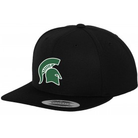 Shape Spartans - Embroidered Snapback