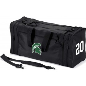 Shape Spartans - Custom Embroidered And Print Kit Bag