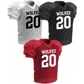 Warwick Wolves - Offence/Defence Practice Jersey