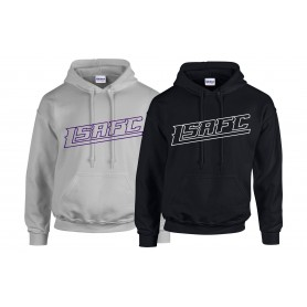 LSAFC Coaches - Outline Logo Hoodie