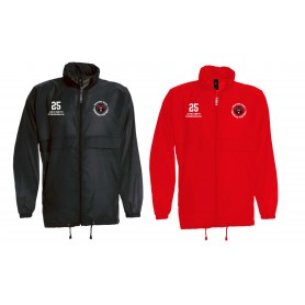 Bradford Bears - Customised Embroidered Lightweight Rain Jacket