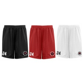 Bradford Bears - Custom Embroidered Mesh Shorts