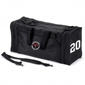 Bradford Bears - Custom Embroidered And Printed Kit Bag