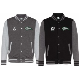 Edinburgh Predators - Embroidered Varsity Jacket
