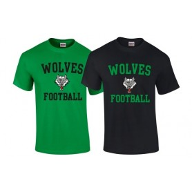 Ware Wolves - Text Logo T-Shirt