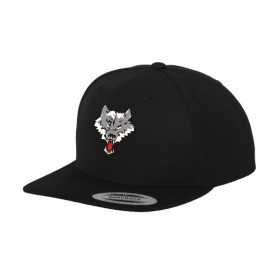 Ware Wolves - Embroidered Snapback Cap
