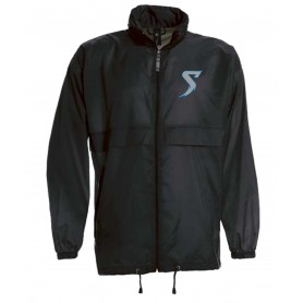 Morecambe Bay Storm - Lightweight College Rain Jacket