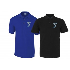 Morecambe Bay Storm - Embroidered Polo Shirt