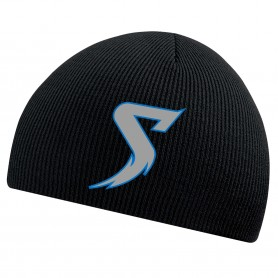 Morecambe Bay Storm - Embroidered Beanie Hat