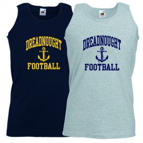 Portsmouth Dreadnoughts Women - Anchor Football Logo Vest