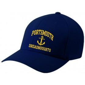 Portsmouth Dreadnoughts - Embroidered Flex Fit Cap