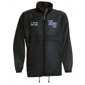 Newcastle Raiders - Lightweight College Rain Jacket
