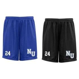 Newcastle Raiders - Custom Embroidered Mesh Shorts