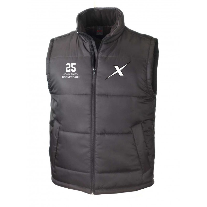 Kent Exiles - Players Custom Gilet