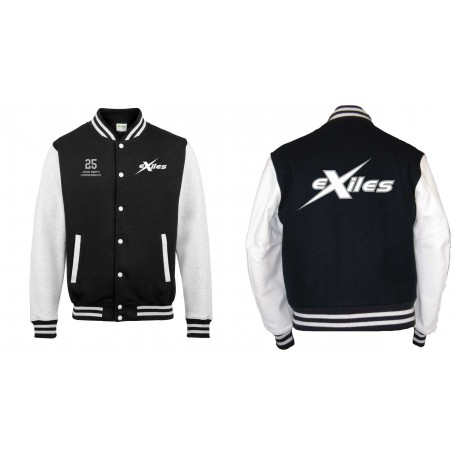 Kent Exiles - Players Custom Varsity Jacket