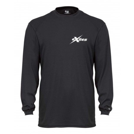 Kent Exiles - Players Badger B-Core Longsleeve Tee