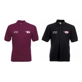 London Olympians - Custom Embroidered Polo Shirt