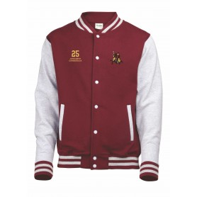Ipswich Cardinals - Embroidered Varsity Jacket