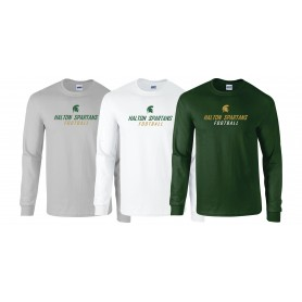 Halton Spartans - Equipment Logo Longsleeve T-Shirt