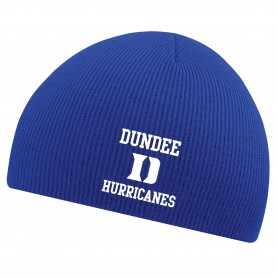Dundee Hurricanes - Embroidered Beanie Hat