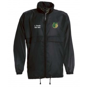 Bangor Mud Dogs - Custom Lightweight College Rain Jacket