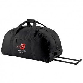 Bournemouth Bobcats - Embroidered Wheelie Holdall