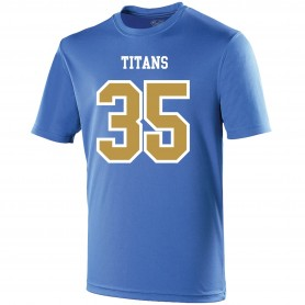 Manchester Titans - Performance Replica Jersey