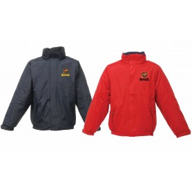 Donegal Derry Vipers - Embroidered Heavyweight Dover Rain Jacket
