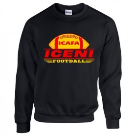 ICENI - ICENI Football Logo Sweatshirt