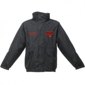 HACL Predators - Custom Embroidered Heavyweight Dover Rain Jacket