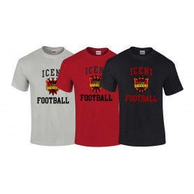 ICENI - Football Logo T-Shirt
