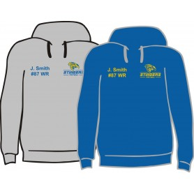 Surrey Stingers - Custom Embroidered Hoodie