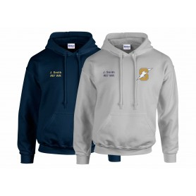 Swindon Storm -  Embroidered Hoodie