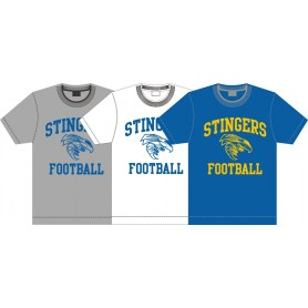 Surrey Stingers - Football Logo T-Shirt