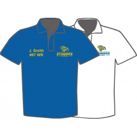 Surrey Stingers - Custom Embroidered Polo Shirt