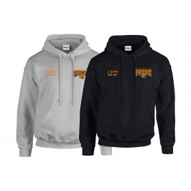 Tamworth Phoenix - Custom Embroidered Hoodie