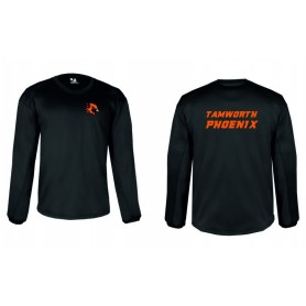 Tamworth Phoenix -  Poly Fleece Crewneck Sweatshirt