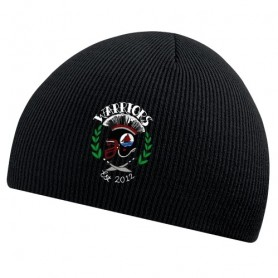 Galway Warriors - Embroidered Beanie Hat